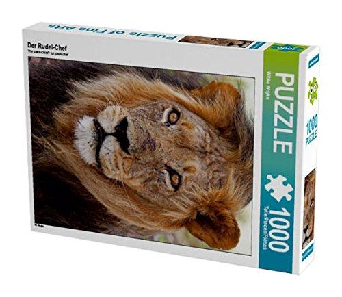 Preisvergleich Produktbild Der Rudel-Chef 1000 Teile Puzzle hoch (CALVENDO Orte)