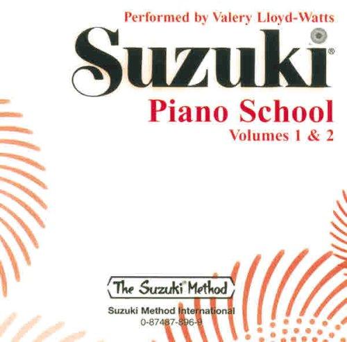 Suzuki Piano School, Volumes 1 & 2 (Suzuki Method)
