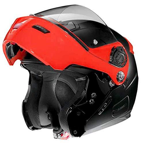 Preisvergleich Produktbild Grex G9.1 Evolve Couplè N-Com,  Flat Black Red Größe S