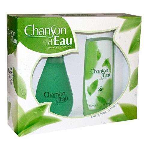 Chanson d'eau edf 100 ml + Gel 200 ml