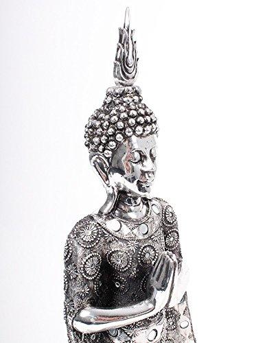 buddha-stehend-deko-figur-asien-statue-skulptur-46cm-90cm-gross-tempel-waechter-feng-shui-farbwahl-silber-64cm-4