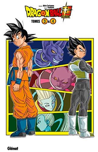 Dragon Ball Super Coffret Tomes 3 et 4