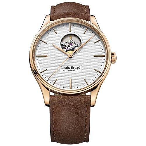 Louis Erard Heritage Reloj de hombre automático 41mm 60287PR51.BVR01