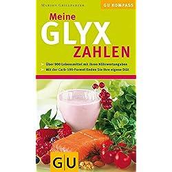 Meine GLYX-Zahlen (GU Diät&Gesundheit)