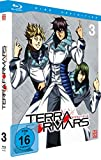 Terraformars - Vol. 3 [Blu-ray]