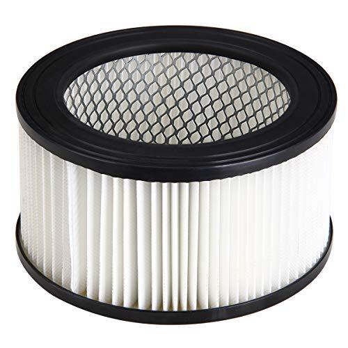 Monzana® Hepa Filter für Aschesauger Ersatzfilter waschbar wiederverwendbar Metallschutzgitter