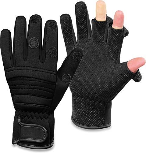 Angelsport Winter Thermo Glove L Angelhandschuh Savage Gear Angeln Handschuh