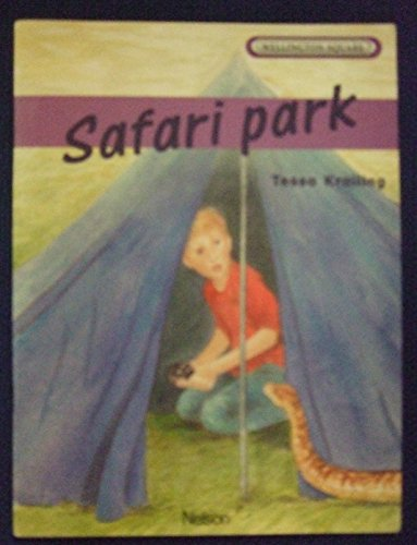 Wellington Square Level 5 Storybook - Safari Park