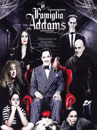 La Famiglia Addams (DVD)