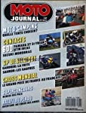 MOTO JOURNAL [No 853] du 07/07/1988 - MOTO-CAMPING : QUELLE TENTE CHOISIR ? CONTACTS : 600 : YAMAHA...