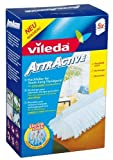Vileda AttrActive Ersatzbezüge für Handstaubgerät - 5 Stück
