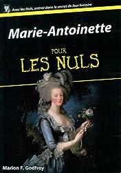 Marie-Antoinette pour les Nuls