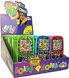 Sweet'n Fun Lolly Phone - Lutscher - 12er Pack