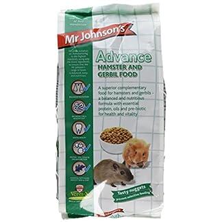 Mr Johnson's Advance Hamster and Gerbil Food, 750 g Mr Johnson's Advance Hamster and Gerbil Food, 750 g 51 2BFhY0Mr5L