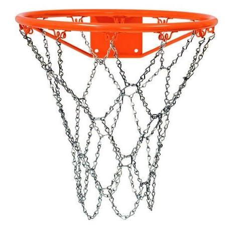 Red de baloncesto met lica