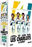 Coffret Les Charlots - Les bidasses s'en vont en guerre + Le grand bazar + Les 4...