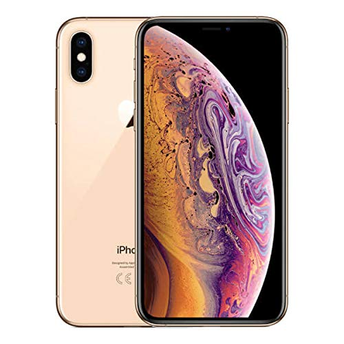 "Apple iPhone iPhone XS, 14,7 cm (5.8""), 2436 x 1125 Pixeles, 64 GB, 12 MP, iOS 12, Oro"