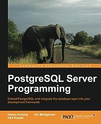 PostgreSQL Server Programming
