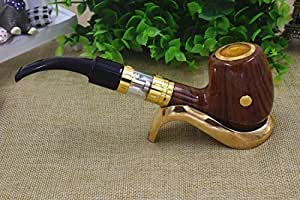 GENUINE Luxury Electronic Traditional E Pipe 618a Kit - Ideal Gift - NEW RELEASE