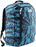 Cabin Max Backpack Flight Approved Carry On Bag Massive 44 litre Travel Hand Luggage 55x40x20 cm - Metz Blue Camo