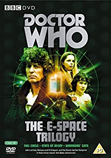 Doctor Who: The E-Space Trilogy (Full Circle / State of Decay / Warriors' Gate) [DVD] (B001MWRTUY) | Amazon price tracker / tracking, Amazon price history charts, Amazon price watches, Amazon price drop alerts