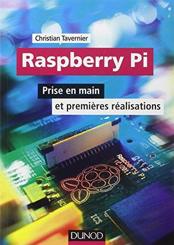 Raspberry Pi - Prise en main et premires ralisations