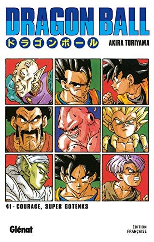 Dragon Ball (sens de lecture japonais) - Tome 41