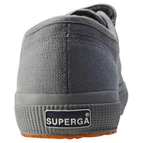 Superga 2750 Cot3velu, Sneakers basses mixte adulte Grey