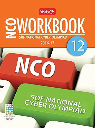 MTG National Cyber Olympiad (NCO) Work Book - Class 12