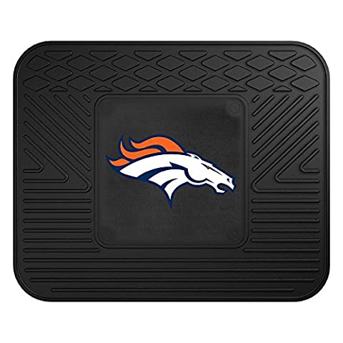 Caseys Distributing 4610409991 Denver Broncos Heavy Duty Vinyl Rear Seat