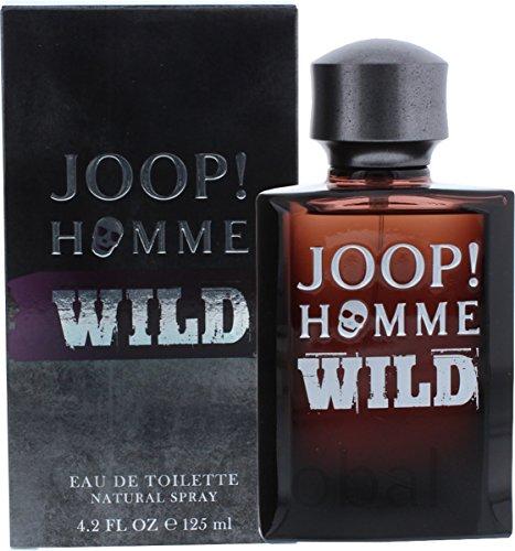 JOOP HOMME Wild Herren Duft Eau de Toilette 125ml Spray für Ihn mit Geschenk Tüte