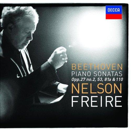 BEETHOVEN - Freire - Sonates pour piano