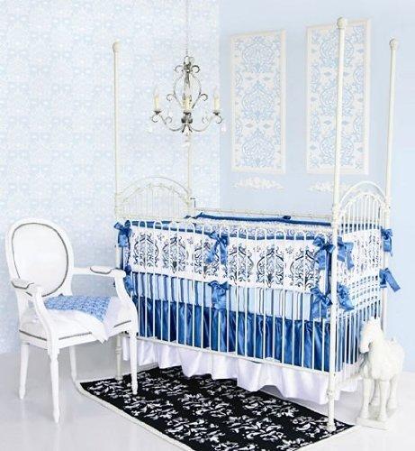 CADEN Lane Luxe Collection Preston 4-teiliges Kinderbett-Set (Preston-set)