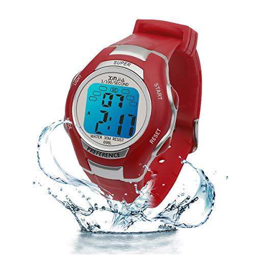 Reloj Digital para niños y niñas