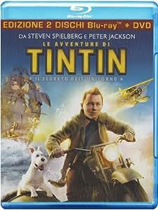 Le avventure di Tintin - Il segreto dell'Unicorno(+DVD)