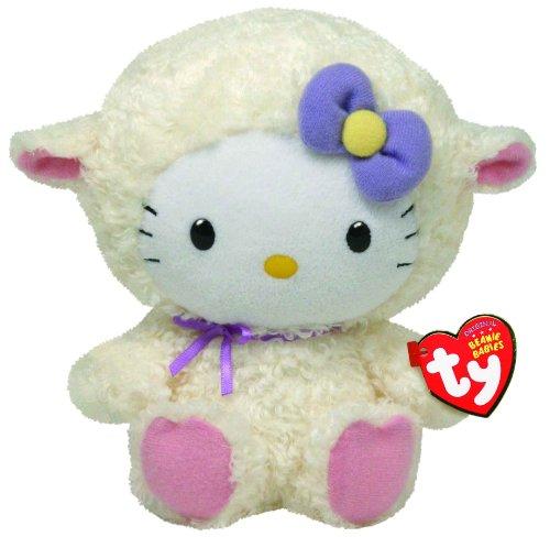 Ty Beanie Babies Hello Kitty Lamm Anzug (Beanie Babies Lamm)