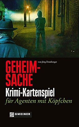 Desconocido Suspense Geheimsache: Juego para los Agentes y de Cabeza Incluido