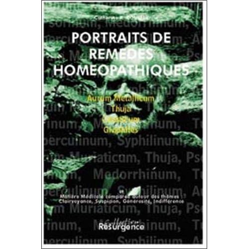 Portraits de remèdes homéopathiques, tome 3