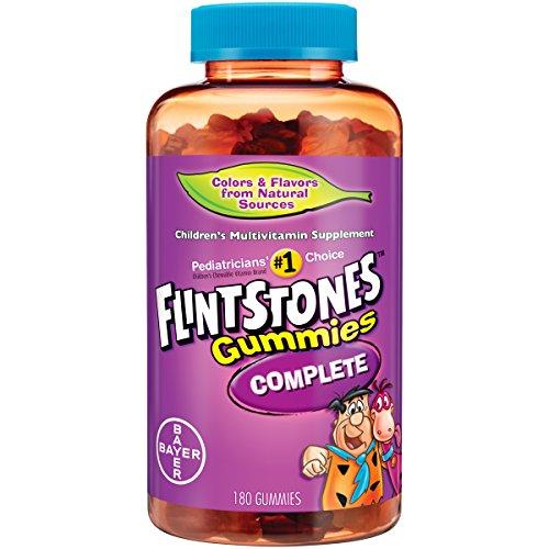 Flintstones Kinder Komplette Multivitamin-Kautabletten
