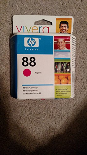 Drucker-tinten L7680 Hp (HP 88 x L Magenta Ink Cartridge B)