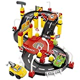 Jouets Ecoiffier 3037 - Circuit Super 8 - Abrick