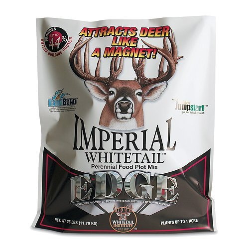 Whitetail Institute Imperial Whitetail Edge Plot Mix 6 1/2 - lb. Bag by Whitetail Institute -