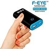 F-EYE FMPBB-1 Power Bank 5200mAh PowerBa...