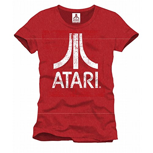 atari-logo-homme-t-shirt-rouge-taille-large