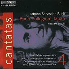 Nur jedem das Seine, BWV 163: Recitative: Du bist, mein Gott (Bass)