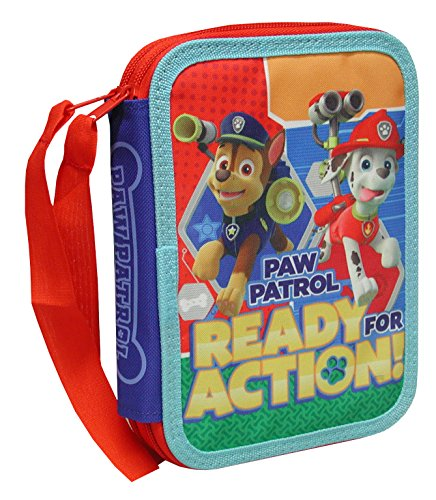PAW PATROL- Plumier Doble (CYP Imports EP-111-PW)