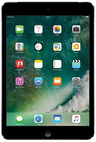 Apple iPad mini 2 20,1 cm (7,9 Zoll) Tablet-PC (WiFi/LTE, 16GB Speicher) schwarz (Ipad 16gb Schwarz 2)