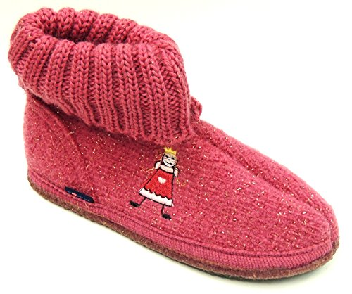 Rohde , Chaussons pour fille Vieux Rose