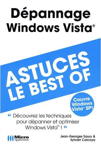 Dépannage Windows Vista