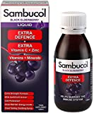 Sambucol Black Elderberry  Extra Defence 120ml liquid